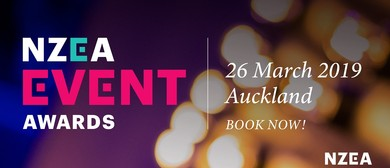 NZEA Event Awards Gala Evening