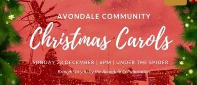 Avondale Community Christmas Carols