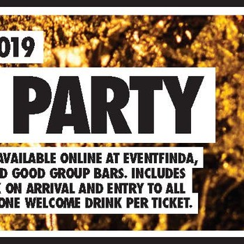 ABSOLUT New Years Eve Party 2019