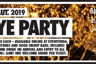 Image for event: ABSOLUT New Years Eve Party 2019