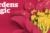 Image for event: Royal New Zealand Air Force Jazz Orchestra - Gardens Magic