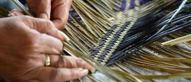 Summer DO 2019: Maori Weaving with Reva Mendes