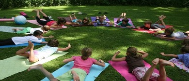 Kids Wild Yoga - With Harmony Yoga