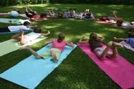 Image for event: Kids Wild Yoga - With Harmony Yoga