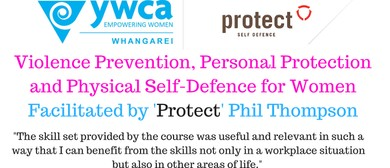 Personal Protection and Physical Self-Defence Workshop