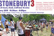 Image for event: Gladstonebury 3