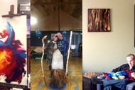 Image for event: Art Retreat, Sacred Art