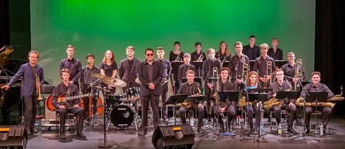 NZ Youth Jazz Orchestra feat. Adam Schroeder (USA)