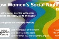 Image for event: Rainbow Women's Social Night