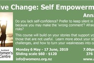 Image for event: Positive Change: Self Empowerment