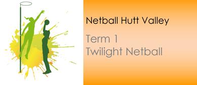 Social Twilight Netball