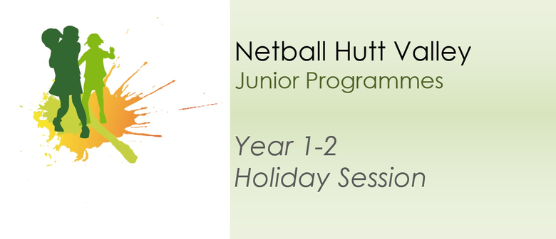 April Holiday Netball Session for Year 1-2