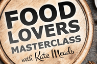 Image for event: Food Lovers Masterclass - With Kate Meads