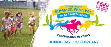 Interislander Summer Festival - Otaki Family Races