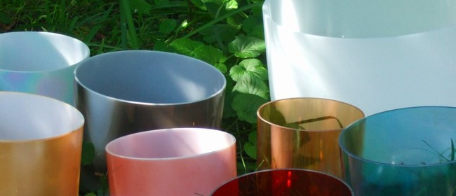 Holiday Event, Half-day Retreat With Crystal Singing Bowls
