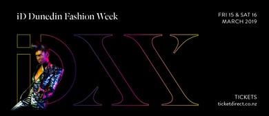 iD Dunedin Fashion 20th Birthday Show