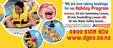 Holiday Swim Lessons
