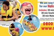 Image for event: Holiday Swim Lessons
