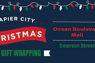 Napier City Christmas Gift Wrapping