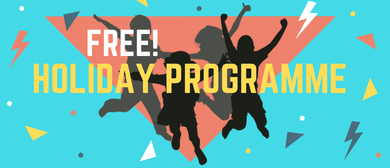 Holiday Programme - Youthline