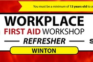 Image for event: Winton St. John Workplace First Aid Refresher