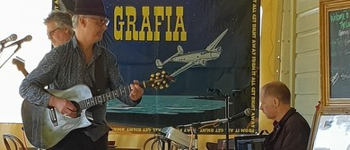 Grafia At the Vineyard