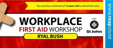 Ryal Bush - St John Workplace First Aid Training