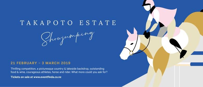 Takapoto Estate Show Jumping