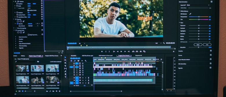 Adobe After Effects - An Introduction to Motion Graphics