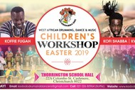 Image for event: Kids African Drumming and Dance Workshop