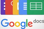 Image for event: Getting Started with Google Docs