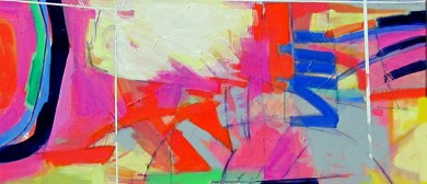 Adventures in Abstract Painting with James Lawrence