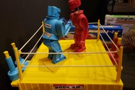 Image for event: Plastic Toys of Yesteryear