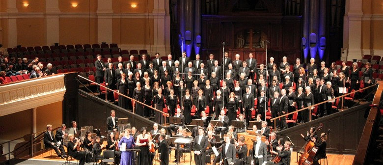 Orpheus Choir of Wellington Perform Handel's Messiah