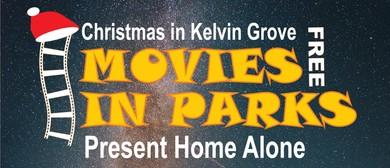 Movie Night and Christmas
