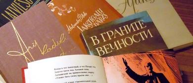 The Vodka Room: Russian Book Club