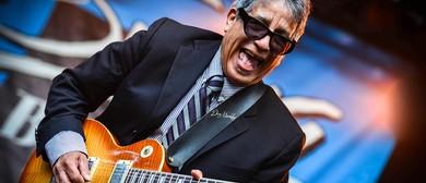 QB Music Festival - Blues Night: Chris Cain