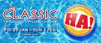 Ha! Auckland Anniversary Weekend Showcase