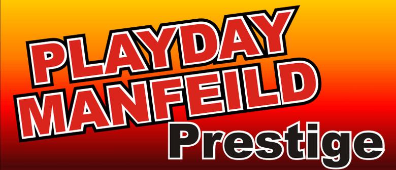 Playday On Track - Prestige Cars Manfeild