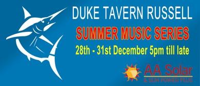 Summer Music Series Duke Tavern Russell