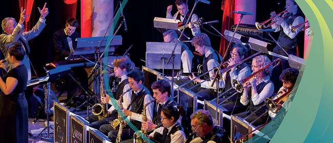 Queen City Big Band - 57th National Jazz Festival