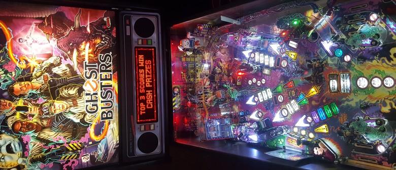Pinball & Retro Gaming Mania