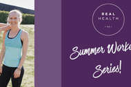 Image for event: Real Health NZ Summer Workout Series
