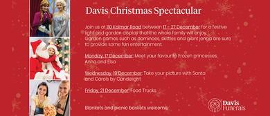 Davis Christmas Spectacular