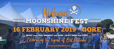 Hokonui Moonshine Festival