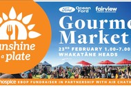 Image for event: Sunshine Gourmet Markets - Ocean Ford & Fairview Aluminium