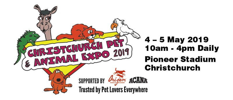 Christchurch Pet & Animal Expo 2019 - Christchurch - Eventfinda