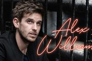 Image for event: Alex Williamson: CANCELLED