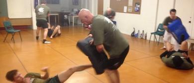 Krav Maga Israeli Self-Defence Class