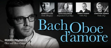 Bach Oboe d'amore